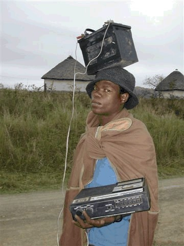 iPodAfricano