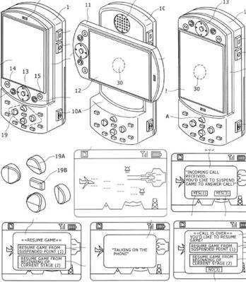 Sony Ericssonbocetos