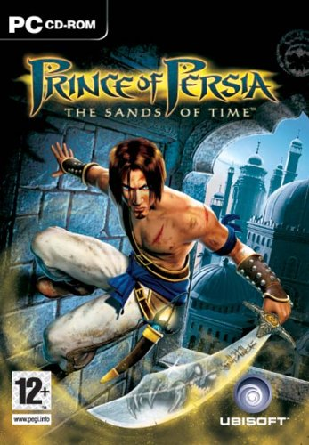 Prince of Persia Snds of Time