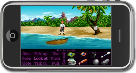 Monkey Island Iphone